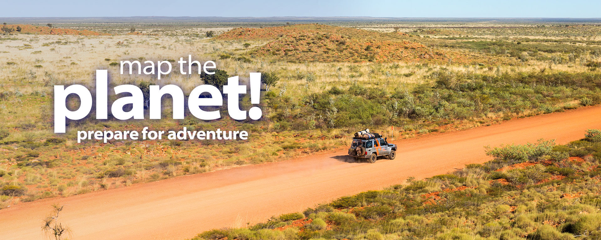 Hema Map Patrol surveys 4WD tracks throughout Australia